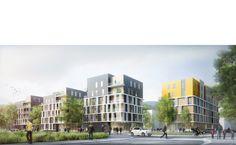 Ameller, Dubois et Associés - Architecture - Maromme - Dwellings