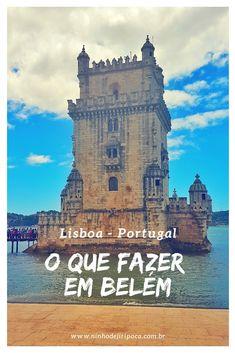O que fazer em Belém com crianças (Lisboa, Portugal): Torre de Belém, Pastéis de Belém, Mosteiro dos Jerónimos e Padrão dos Descobrimentos