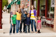 downtown provo family photos - Google Search