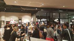 la Vie en Rose 30th anniversary party and launch at Toronto Eaton Centre