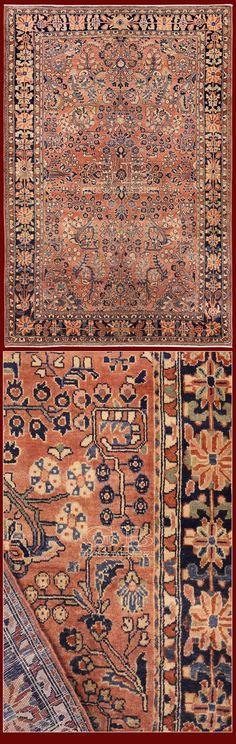SARUK ANTICO 200 x 137 perfettamente conservato
