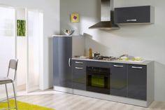 Conforama Küchenmöbel Galerie - New Ideas Cuisines Design, Double Vanity, Kitchen Remodel, Interior Decorating, Kitchen Cabinets, Table, Furniture, Home Decor, Prune