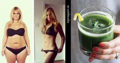 Nekonzumujte to viac než 4 dni: táto zmes vám pomôže zhodiť 4 kg a 16 cm z obvodu pása už za 4 dni – Recept   topmagazin.sk Best Weight Loss Exercises, Beauty Elixir, Thing 1, Fat Burning Foods, Diet Drinks, Juice Smoothie, Good Fats, Beauty Recipe, How To Slim Down