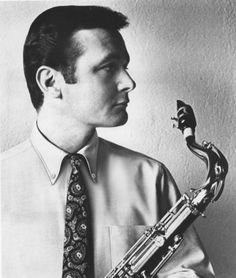 Stanley Getz / February 2, 1927 – June 6, 1991 - American jazz saxophone player.