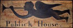 Heidi Howard - Historic Trade & Tavern Signs