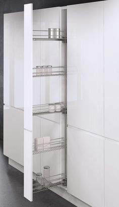 This vauth sagel tall wine pull out provides convenient for Kitchen cabinets 500mm depth