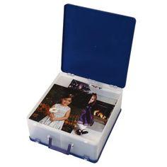 Photo Case 2000 - Blue Lids