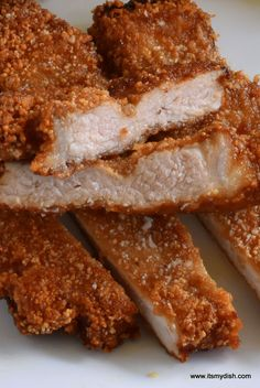 Taiwanese Pork Chop More