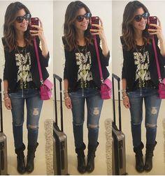 Camila Coutinho  Look moda fashion brasil brazil blogger style
