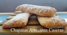 Cómo hacer pan chapata en casa sin complicaciones.