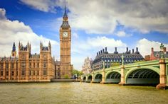Visiter Londres en 3 jours - Quartier de Westminster