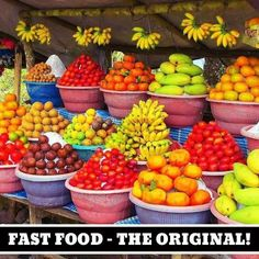High fruit is natures designed diet.  Learn more about the 80/10/10 high fruit #raw #natural #organic diet