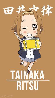 Tainaka Ritsu V2 ~ Korigengi | Wallpaper Anime