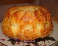 Бесподобный хлеб с сыром и чесноком