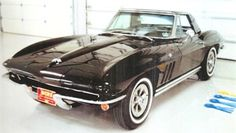 1967 Chevrolet Corvette L71 Convertible