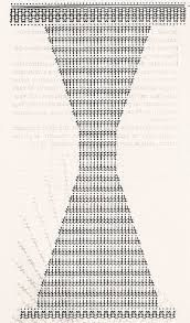 Resultado de imagen para biquini de croche com grafico