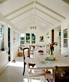 white wood ceilings - Google Search