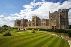 Castelo de Windsor, Reino Unido
