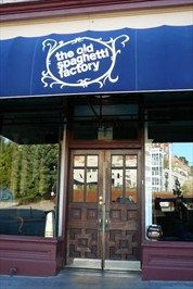 the old spaghetti factory Tacoma, WA  Miss this place!!!! Must open one in Bend