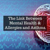 Allergies and Mental Health May Be Related, Study Finds Study Supports Theory That Your Immune System and Mental Health May Be RelatedStudy Supports Theory That Your Immune System and Mental Health May Be Related Allergy Asthma, Physical Condition, Chronic Pain, Mental Illness, Immune System, Allergies, Physics, Depression, Mental Health