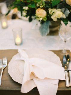 Lush Florals Adorn This California Wedding