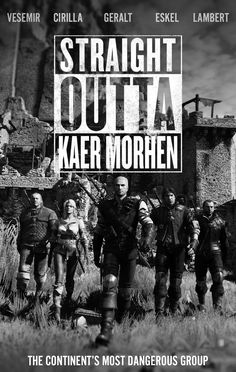 Straight Outta Kaer Morhen #TheWitcher3 #PS4 #WILDHUNT #PS4share #games #gaming #TheWitcher #TheWitcher3WildHunt