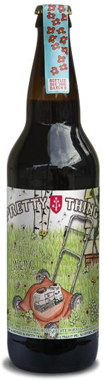 Pretty Things Beer & Ale Project Bottle