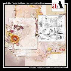 ArtPlay Palette Sunk