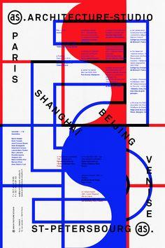 AS.ARCHITECTURE-STUDIO / les Graphiquants 2014