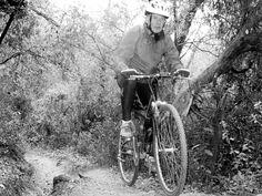 #InHetSpoorVan #VisitSpain Dwars door Collserola op de mountainbike http://barcelonarevisited.com/2016/01/28/dwars-door-collserola/