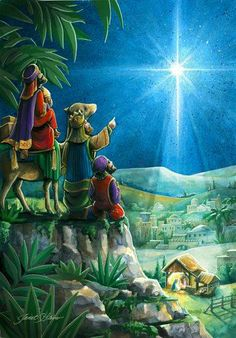 """After Jesus was born in Bethlehem in Judea, during the time of King Herod, Magi from the east came to Jerusalem and asked, """"Where is the one who has been born King of the Jews? We saw his star in the east and have come to worship him.""""  Matthew 2:1-2"""