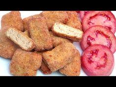Ψημένα Nuggets έναντι Fried, Homemade Nuggets # 153 - YouTube Pollo Chicken, Four, Chicken Recipes, French Toast, Homemade, Vegetables, Yummy Yummy, Cooking, Breakfast