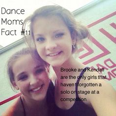 Dance Moms Fact #11