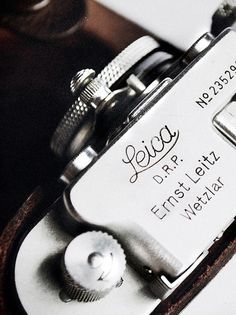 Leica: The all-mechanical Leica-M is my camera, for 38 years now. To me it's the camera that contributed to human history by recording it, even under the worst and most difficult circumstances. Rene, Netherlands