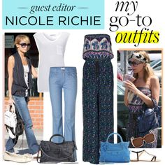Guest Editor: Nicole Richie by polyvore-editorial on Polyvore#Repin By:Pinterest++ for iPad#