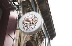 Paradis, Corporate Identity, Behance, Packaging, Logo, Gallery, Check, Artwork, Projects