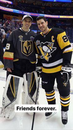 Fleury and Crosby!