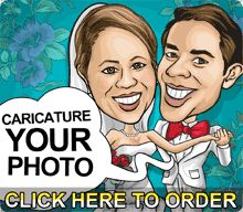 Caricature your photo with Personal Art!