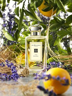 Jo Malone™ 154 Cologne | The street number of our first Jo Malone™ Boutique in London. This grand olfactory journey contains ingredients now synonymous with the brand: mandarin, grapefruit, lavender, basil, nutmeg and vetiver. Eclectic.