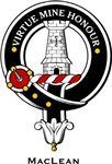 MacLean Clan Crest