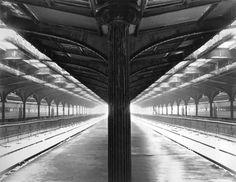 Hoboken Train Station, one of my favorite spots it's a timeless beauty