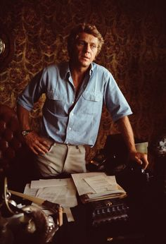 On his birthday, looking back at the unparalleled style of Steve McQueen.
