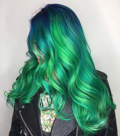 "5,707 Me gusta, 22 comentarios - Pulp Riot Hair Color (@pulpriothair) en Instagram: ""@wickedhairstudio is the artist... Pulp Riot is the paint."""