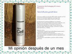 Mi opinión sobre Stem Cell, Mesoestetic