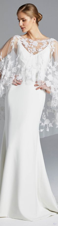 Spring 2019 Bridal Anne Barge