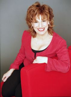 """Joy Behar's New Show """"Me, My Mouth and I"""" is a must see in NY! http://www.cherrylanetheatre.org/onstage/me-my-mouth-and-i/"""