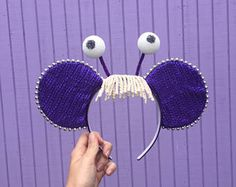 Boo inspired minnie ears - Edit Listing - Etsy