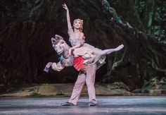 A Midsummer's Night Dream, Royal Opera House