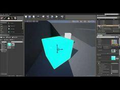Unreal Engine 4 Tutorial - Emissive Lighting - YouTube