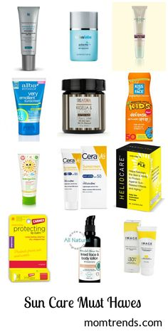 Sunscreen Roundup